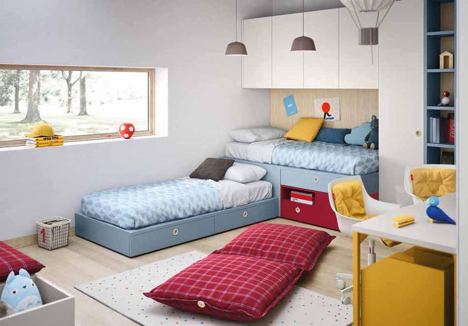 Battistella Camerette – 03 Kids Ponte – Arredamenti ExpoWeb