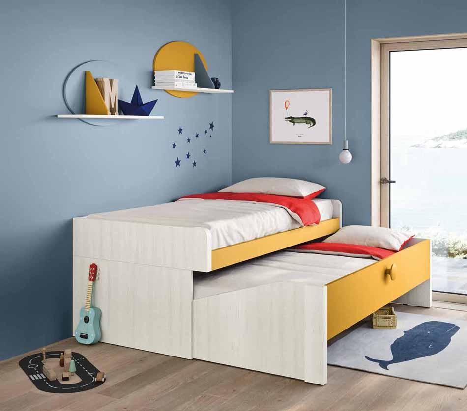 Battistella Camerette – 03 Kids Soppalco – Arredamenti ExpoWeb