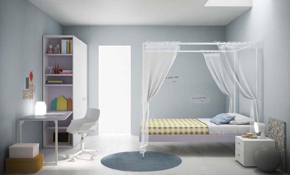 Battistella Camerette Moderne Nidi – Arredamenti ExpoWeb – 101