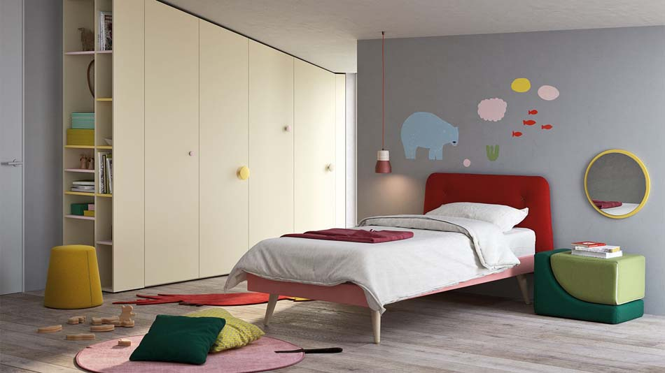 Battistella Camerette Moderne Nidi – Arredamenti ExpoWeb – 102