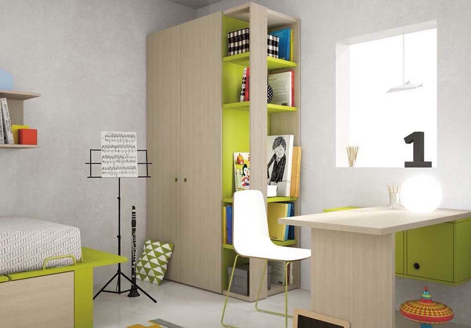 Battistella Camerette Moderne Nidi – Arredamenti ExpoWeb – 109
