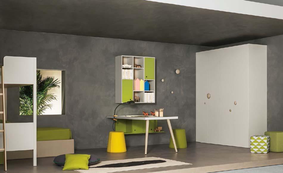 Battistella Camerette Moderne Nidi – Arredamenti ExpoWeb – 120
