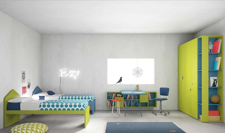 Battistella Camerette Moderne Nidi – Arredamenti ExpoWeb – 123