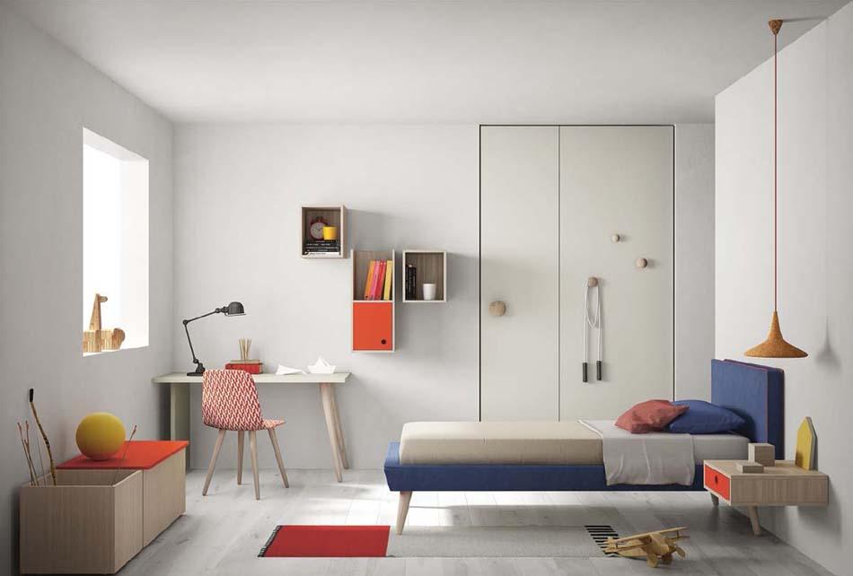 Battistella Camerette Moderne Nidi – Arredamenti ExpoWeb – 124