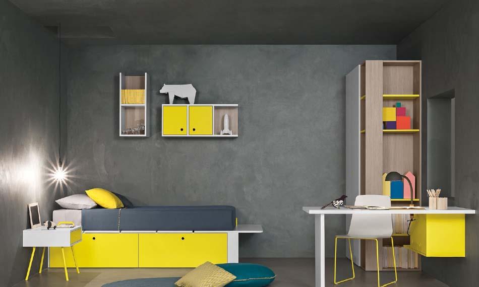 Battistella Camerette Moderne Nidi – Arredamenti ExpoWeb – 130