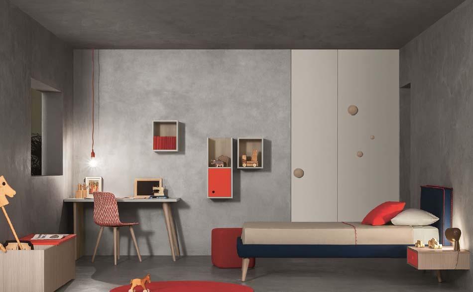 Battistella Camerette Moderne Nidi – Arredamenti ExpoWeb – 132