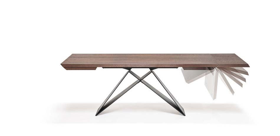 Cattelan Italia Tavoli Allungabili Premier Wood Drive – Arredamenti ExpoWeb