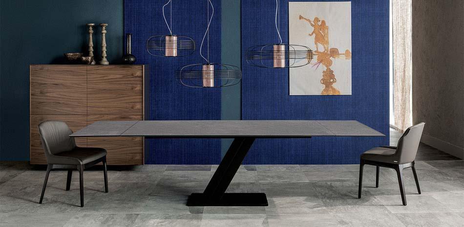Cattelan Italia Tavoli Allungabili Zeus Keramik – Arredamenti ExpoWeb