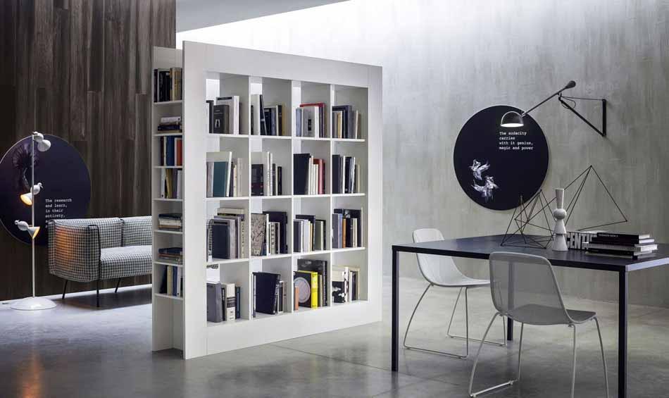 Cinquanta3 – 17 Zona Giorno Librerie – Arredamenti ExpoWeb