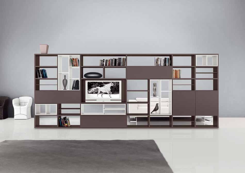 Cinquanta3 – 25 Zona Giorno Librerie – Arredamenti ExpoWeb