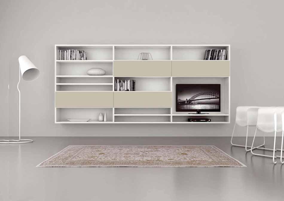 Cinquanta3 – 32 Zona Giorno Librerie – Arredamenti ExpoWeb