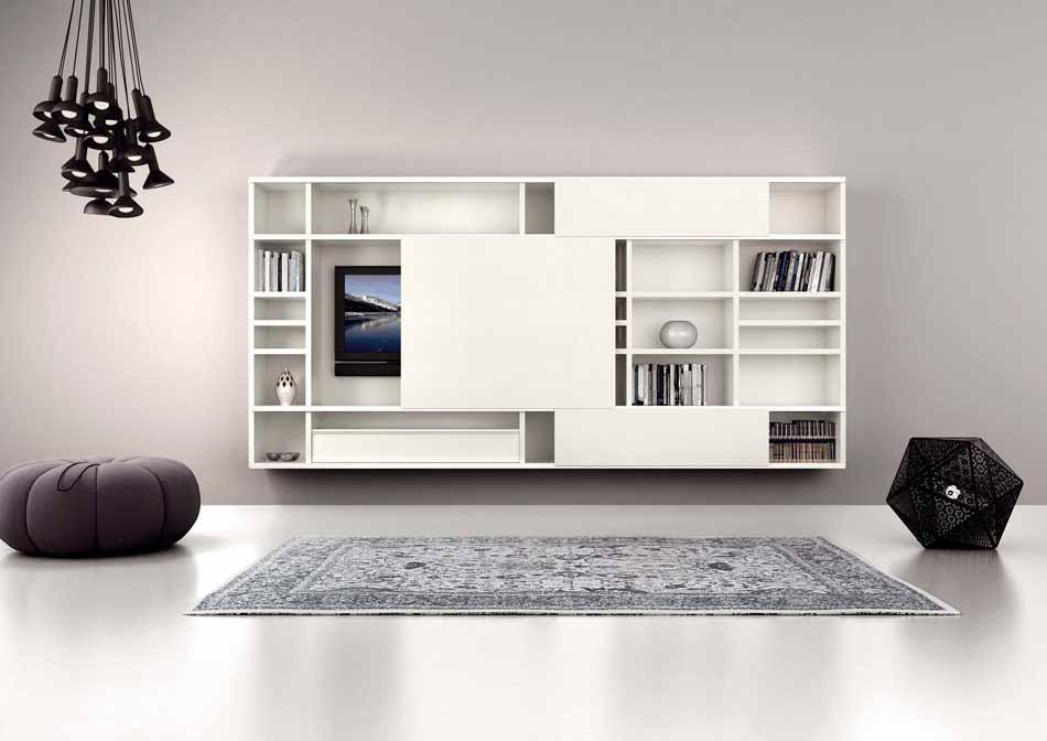 Cinquanta3 – 37 Zona Giorno Librerie – Arredamenti ExpoWeb