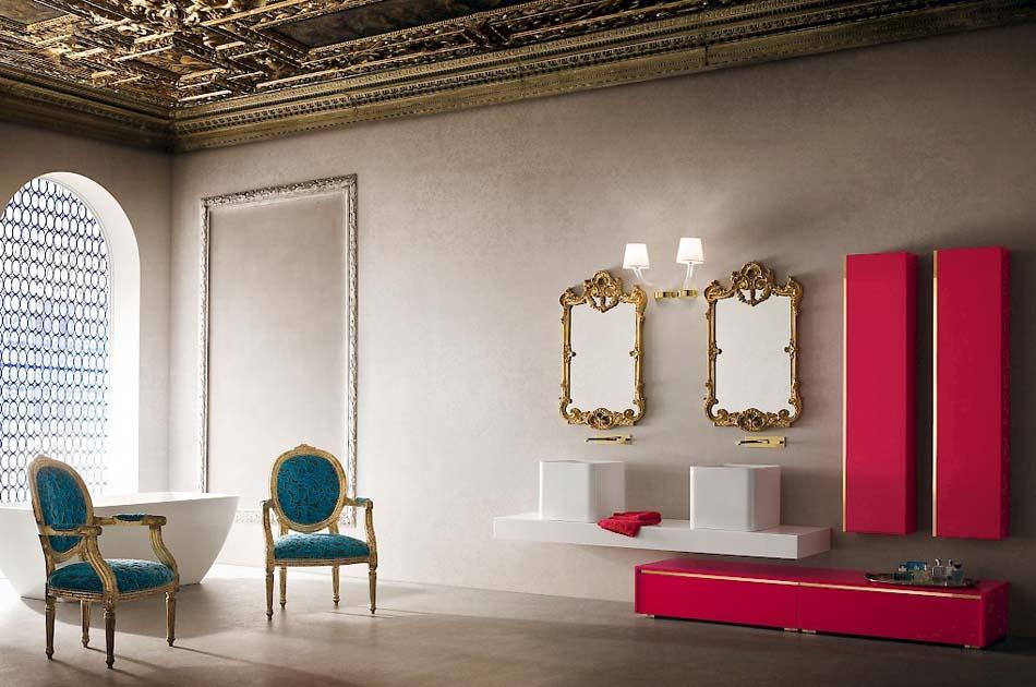Compab Arredo Bagno Jacana Luxury 2 Lavandini – Arredamenti ExpoWeb News – 101