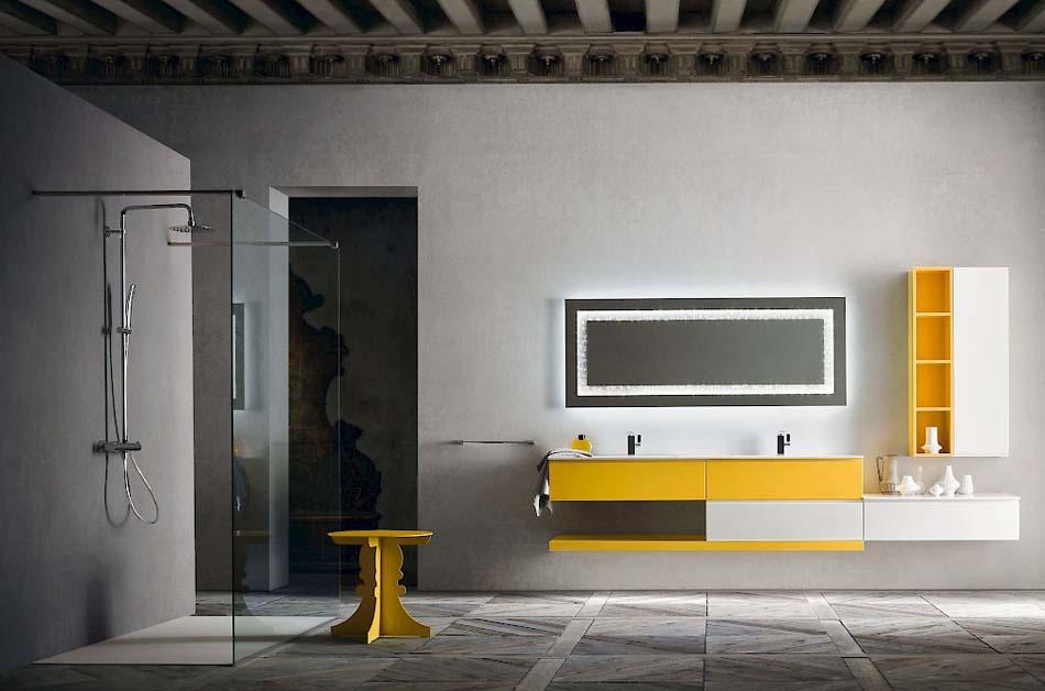 Compab Arredo Bagno Jacana Luxury 2 Lavandini – Arredamenti ExpoWeb News – 102