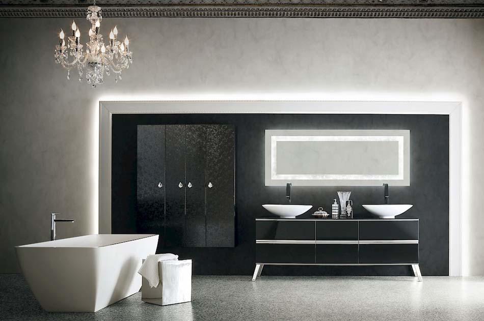 Compab Arredo Bagno Jacana Luxury 2 Lavandini – Arredamenti ExpoWeb News – 103