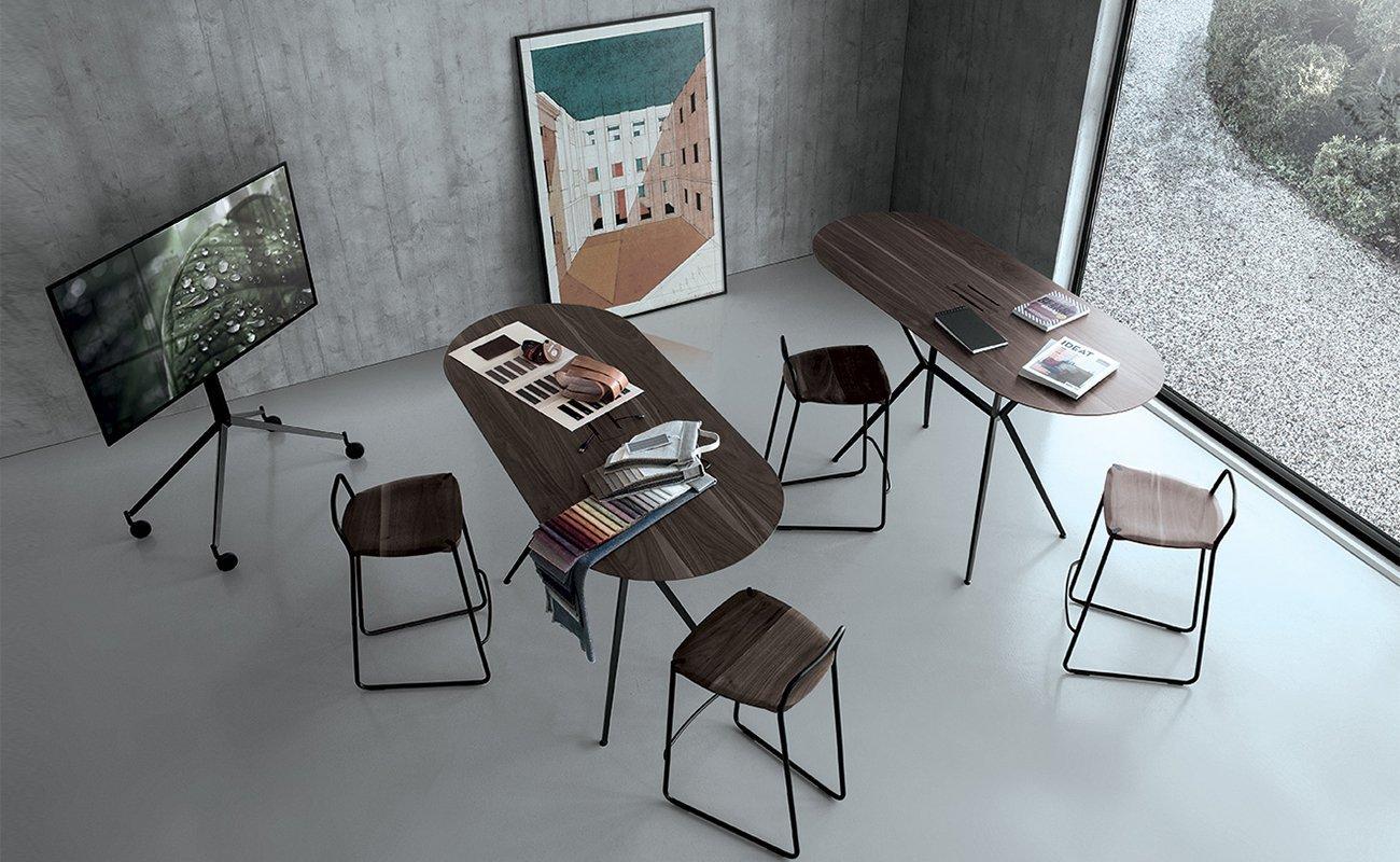 Extendo 05 Tavoli Balance – Lugano Arredamenti