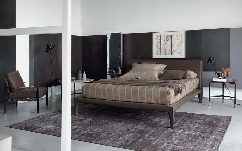 Flou Letti design moderni Alicudi – Arredamenti ExpoWeb