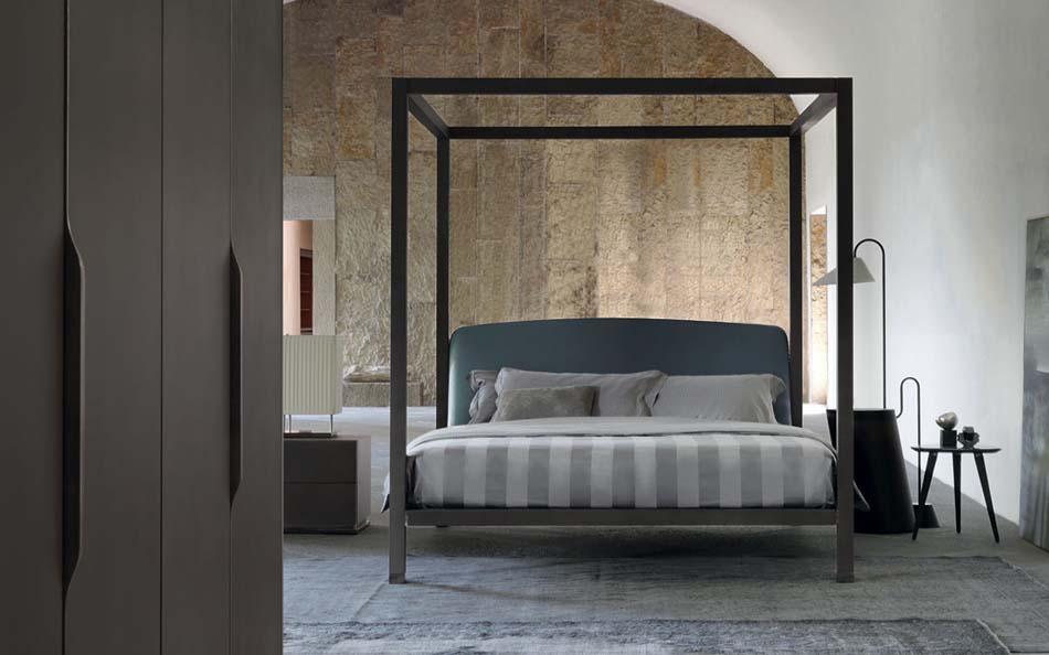 Flou Letti design moderni Ari – Arredamenti ExpoWeb