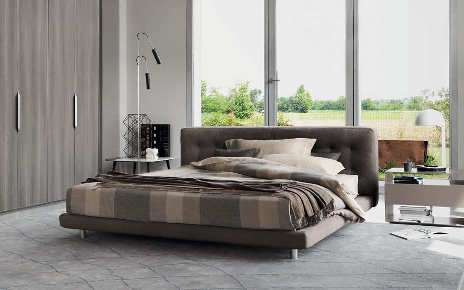 Flou Letti design moderni Doze 1 – Arredamenti ExpoWeb