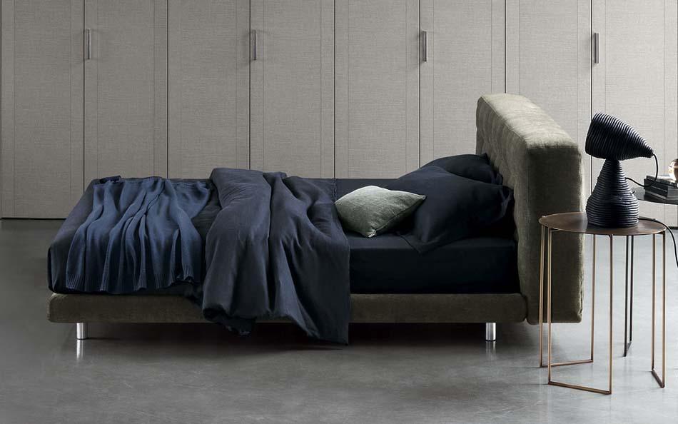 Flou Letti design moderni Doze – Arredamenti ExpoWeb
