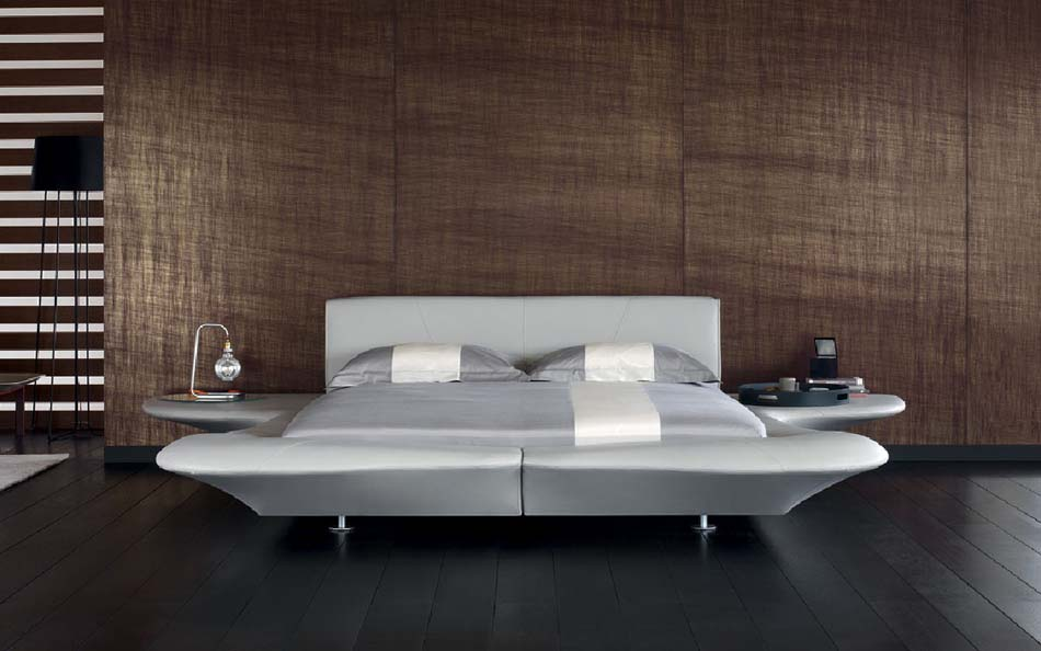Flou Letti design moderni GrandPiano – Arredamenti ExpoWeb