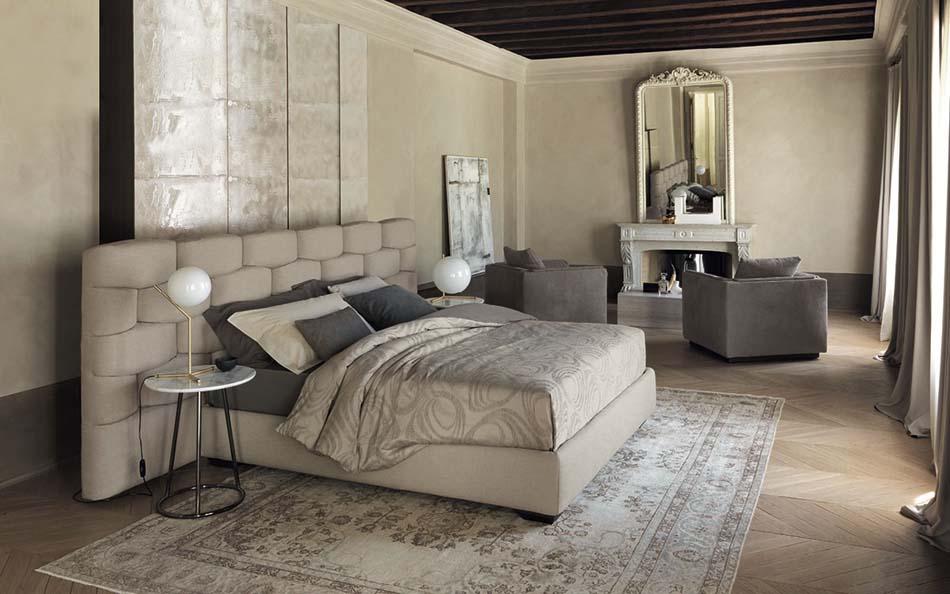 Flou Letti design moderni Majal 2 – Arredamenti ExpoWeb