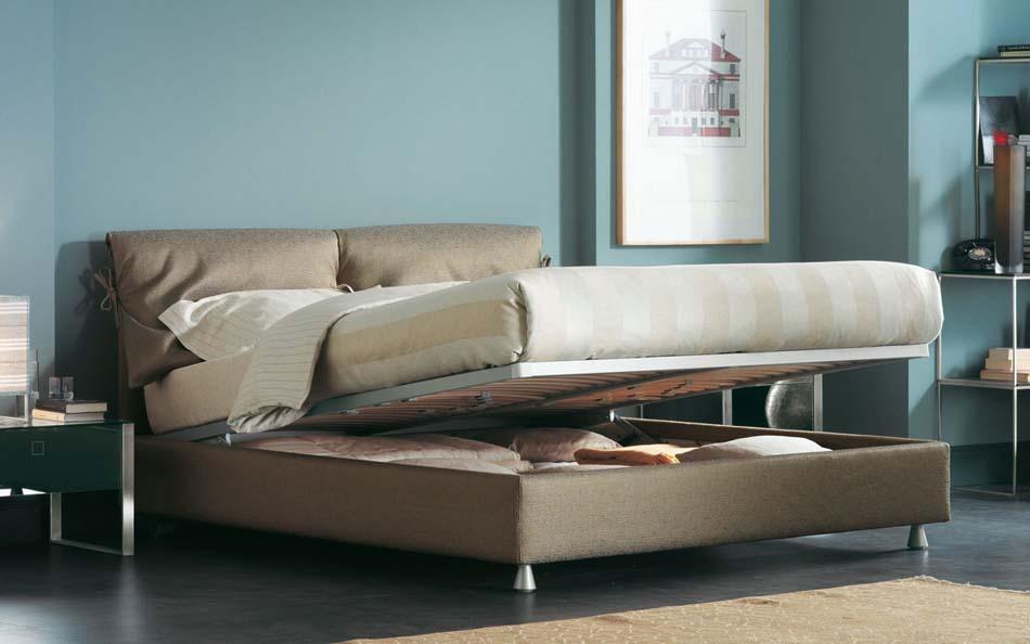 Flou Letti design moderni Nathalie 7 – Arredamenti ExpoWeb