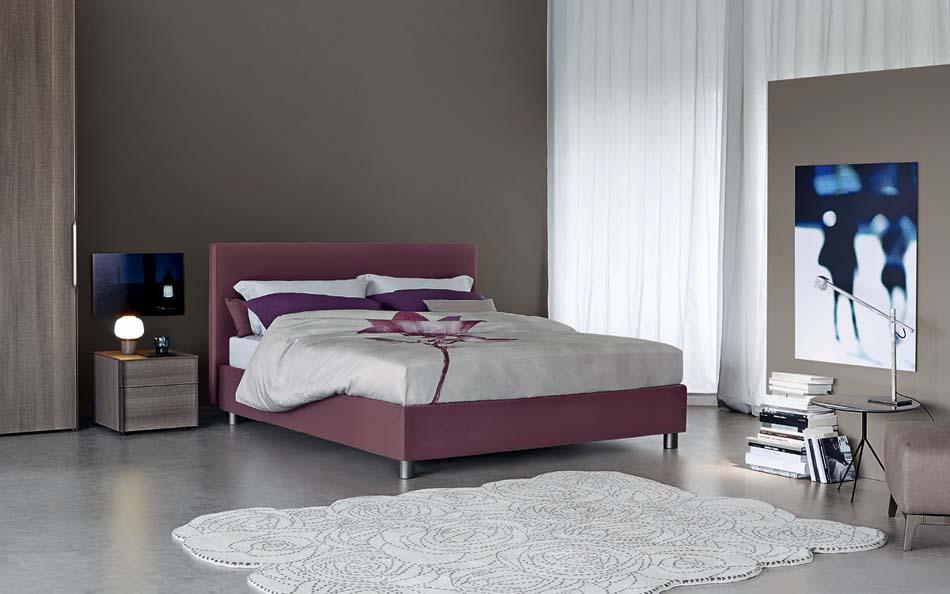 Flou Letti design moderni Notturno 3 – Arredamenti ExpoWeb