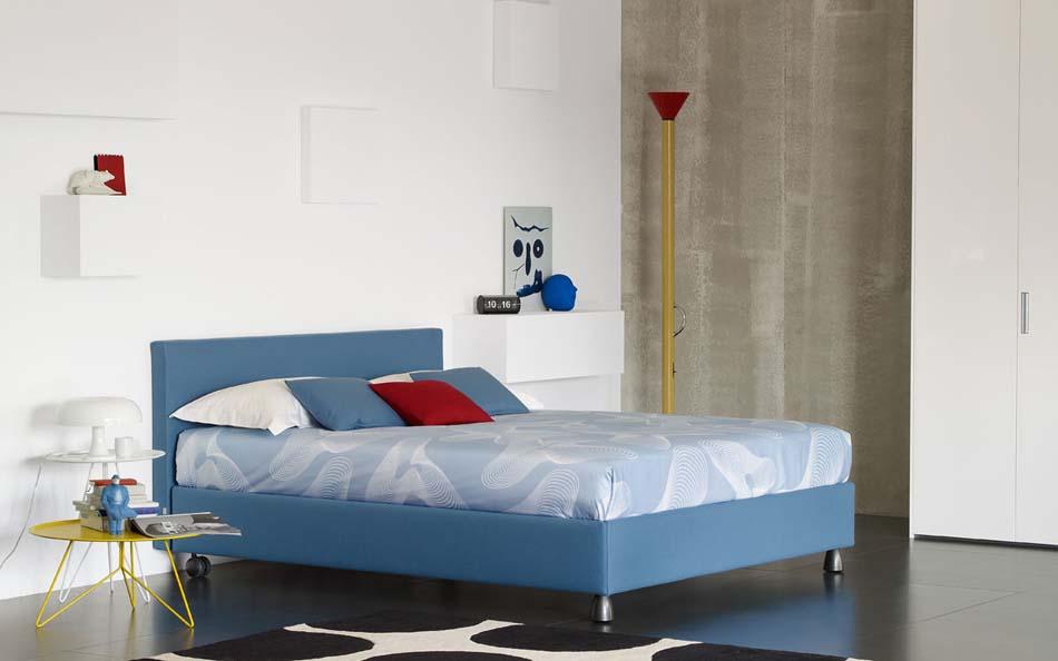 Flou Letti design moderni Notturno 4 – Arredamenti ExpoWeb