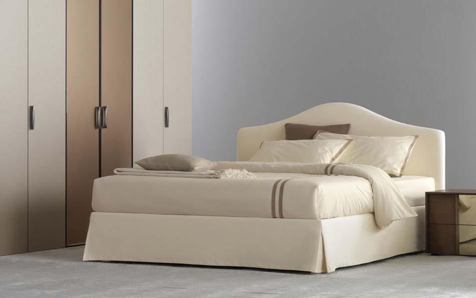 Flou Letti design moderni Peonia 1 – Arredamenti ExpoWeb