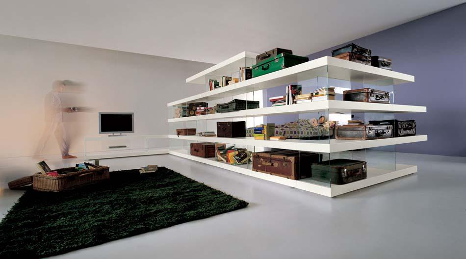 Lago Librerie Moderne Air – Arredamenti ExpoWeb – 103