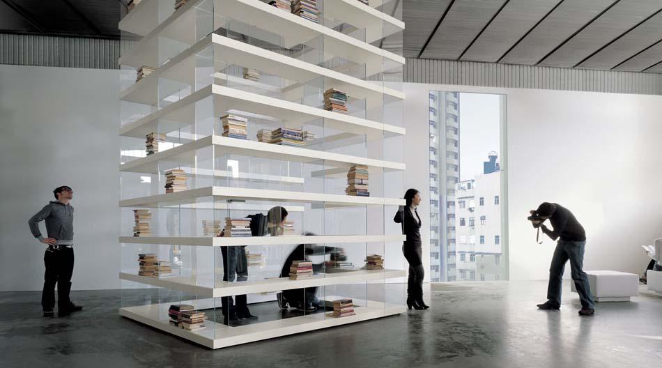 Lago Librerie Moderne Air – Arredamenti ExpoWeb – 105