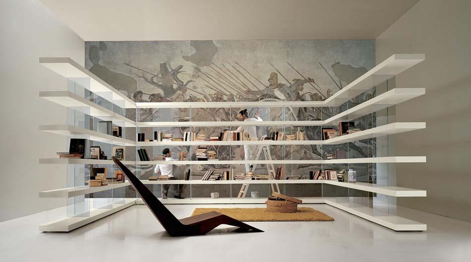 Lago Librerie Moderne Air – Arredamenti ExpoWeb – 107