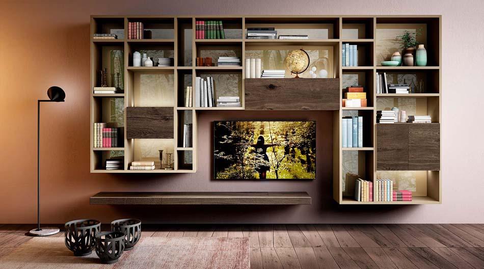 Lago Librerie Moderne Lagolinea – Arredamenti ExpoWeb – 137