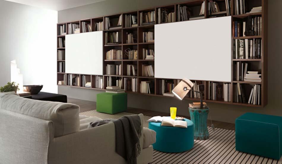 Lema Mobili Librerie Moderne – Arredamenti ExpoWeb- – 112