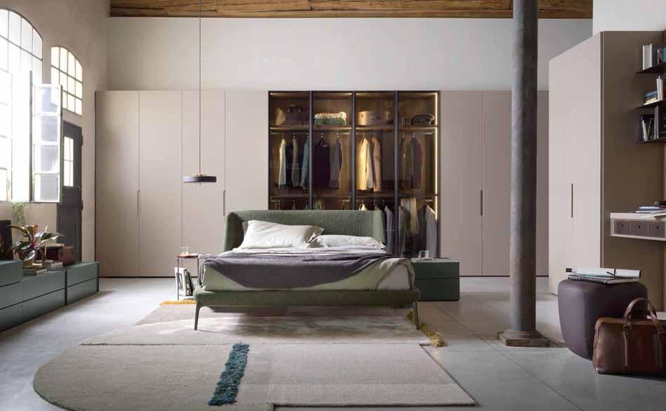 Novamobili 04 Notte Collection – Arredamenti ExpoWeb