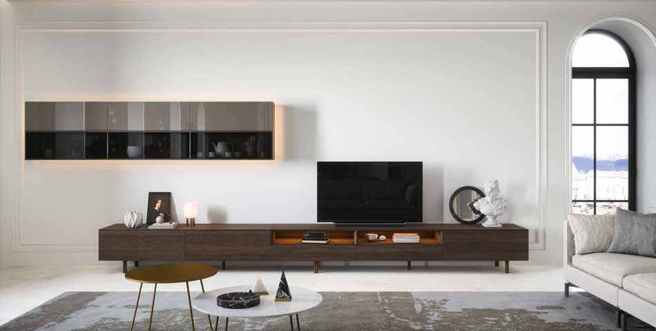 Novamobili 07 Living Collection – Arredamenti ExpoWeb