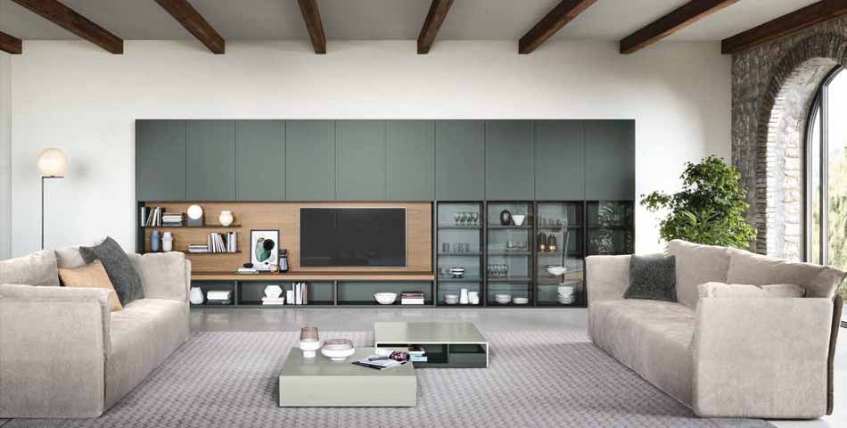 Novamobili 10 Living Collection – Arredamenti ExpoWeb