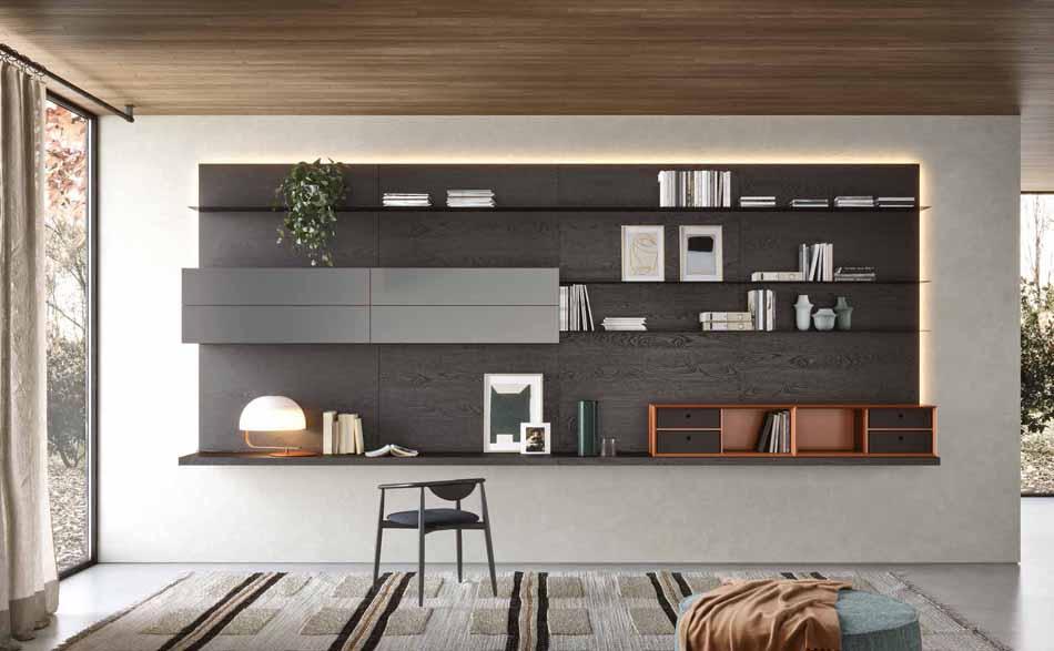 Novamobili 14 Living Ideals – Arredamenti ExpoWeb