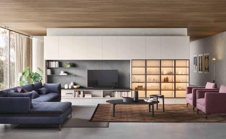 Novamobili 16 Living Ideals – Arredamenti ExpoWeb