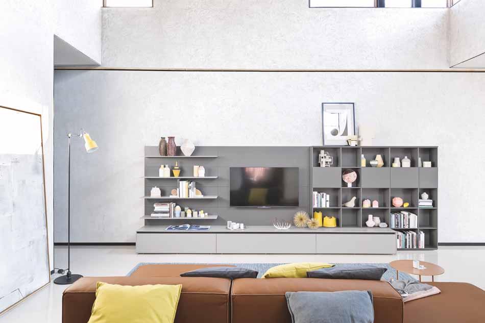 Novamobili 28 Living Ideals – Arredamenti ExpoWeb