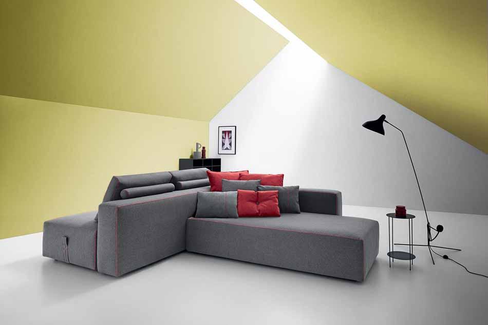 Salotti Felis 01- Divani Bubble Gold – Arredamenti ExpoWeb