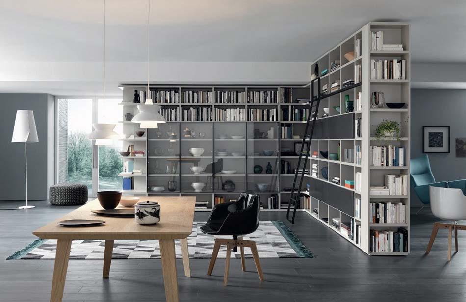 Sangiacomo 01 Libreria Moderna – Arredamenti ExpoWeb