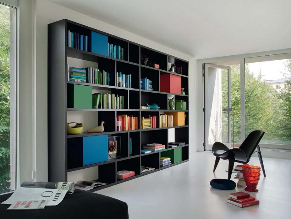 Sangiacomo 25 Libreria Moderna – Arredamenti ExpoWeb