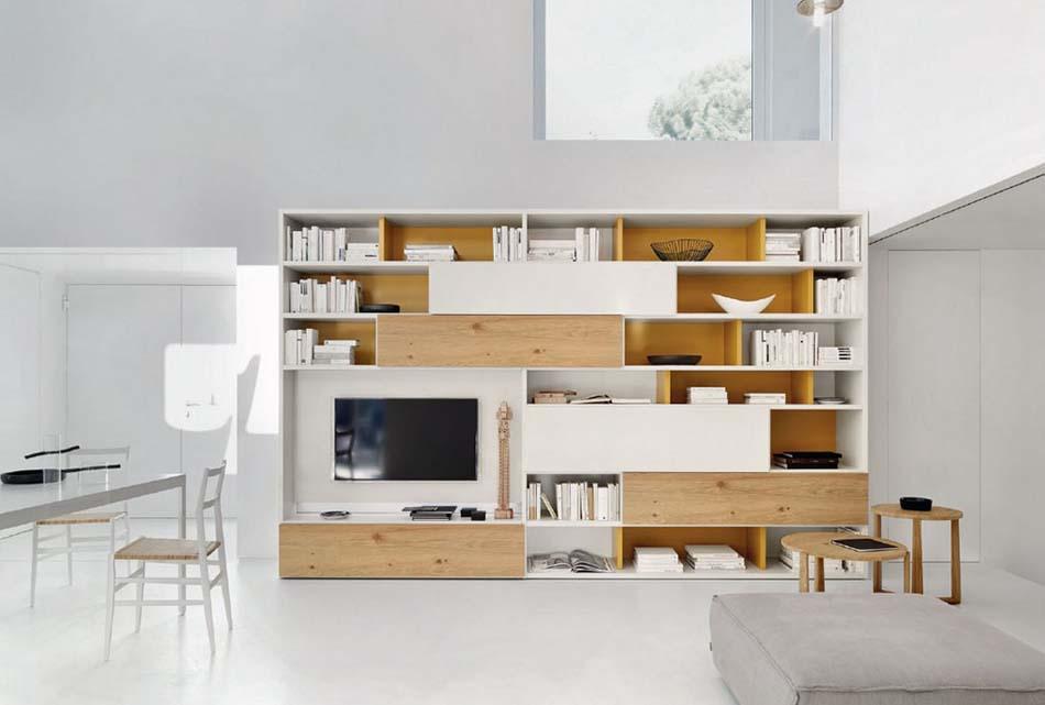 Sangiacomo 28 Libreria Moderna – Arredamenti ExpoWeb