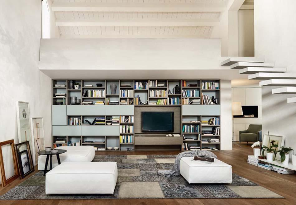 Sangiacomo 30 Libreria Moderna – Arredamenti ExpoWeb