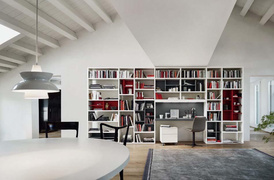 Sangiacomo 32 Libreria Moderna – Arredamenti ExpoWeb