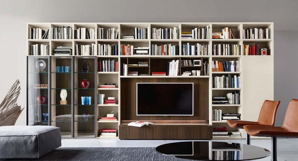 Sangiacomo 33 Libreria Moderna – Arredamenti ExpoWeb