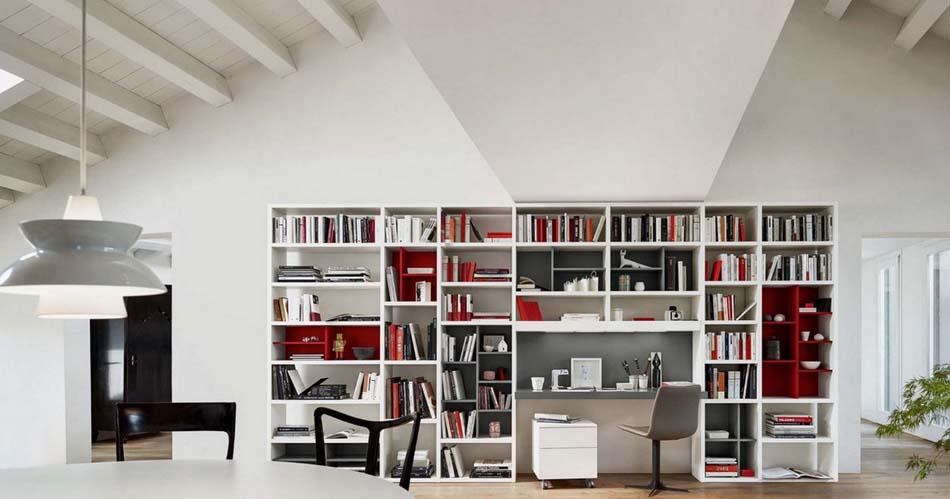 Sangiacomo 35 Libreria Moderna – Arredamenti ExpoWeb