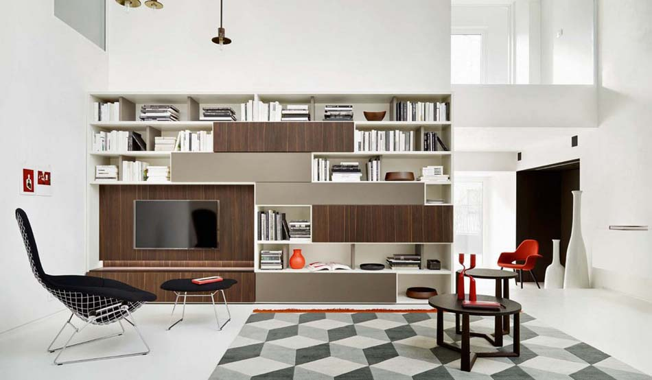 Sangiacomo 37 Libreria Moderna – Arredamenti ExpoWeb